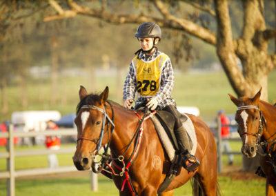 Stirling's Crossing AERA Endurance Weekend,