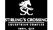 Stirling Crossing Equestrian Complex logo